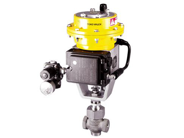 <br/>Low flow control valves