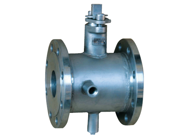 <br/>Manual Valves with Jacket