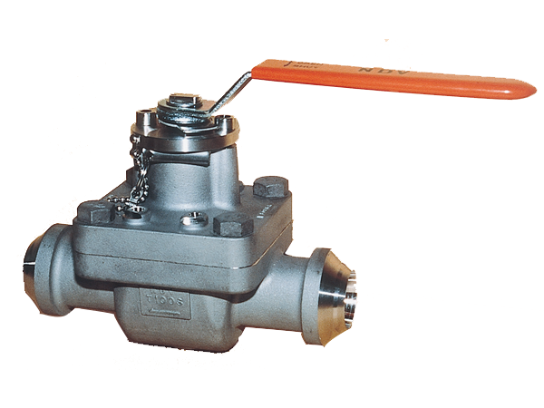 <br/>Top Entry Valves